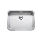 BERLIN PLUS 610mm Stainless steel single bowl kitchen sink