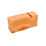 Double Hollow Brick, 8 cm