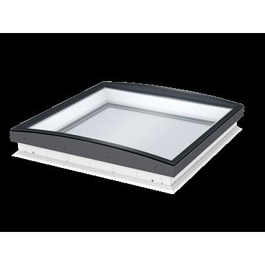 VELUX Flachdach-Fenster KONVEX-GLAS CFU, festverglast