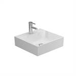 ALBUS Over-counter Wash-basin 45x45 cm.