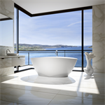 Celestia 6635 - Bath made with FINESTONE Solid Surface