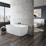 Vibe Back To Wall 5828 Therapeutic Bath - Freestanding