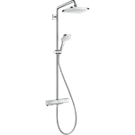 Croma E Showerpipe 280 1jet with thermostat 27630000