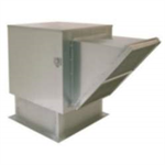 Standard Side/Down Discharge Rooftop Filtered Make-up Air Fan