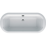 ACTIVE Bath OVAL 180x80mm OVAL, White, IG
