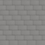bardeaux facade (600 mm x 1500 mm, horizontal, artcolor skygrey)
