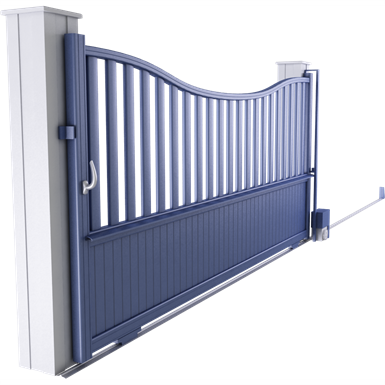 harmony line - dupuy sliding gate model