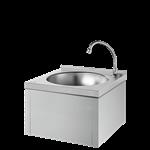 182310 wall mounted sxs mechanical hand washbasin