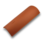 Curved Roof Tile 50