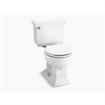 memoirs® classic comfort height® two-piece round-front 1.28 gpf chair height toilet