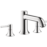 Talis Classic 3-hole rim mounted bath mixer 14313001