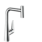 Talis Select S Single lever kitchen mixer 300 with pull-out spout 72821003