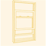 Double Hung Window 3500 Series