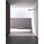 shower channels CeraLine F Duo 800-2000 mm, DN 50