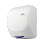Hand dryer high speed AVE ABS 220-240V 50/60Hz