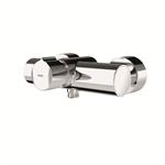 f5s-mix self-closing wall-mounted mixer f5sm2003