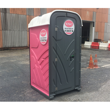 construction toilet hire l