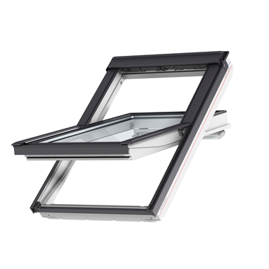 Top Operated Polyurethane Roofwindow Centre-pivot - GGU