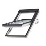 top operated polyurethane roof window centre-pivot - ggu