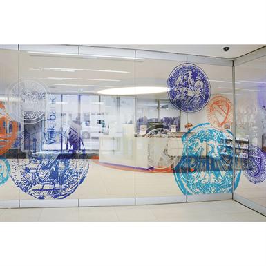 movable glasswall: varitrans straightline grd-2