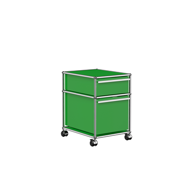 mobile pedestal 2 drawers, customisable