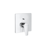 "ATLAS 1/2"" built-in bath-shower mixer w/ automatic diverter. To completed w/ RocaBox 525869403"