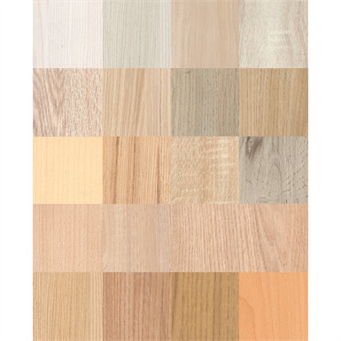 resopal coordinated surfaces woods - melamine faced board (mfb/mfc)