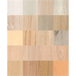 coordinated surfaces hpl+mfc wood