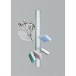 hi-macs® plattenmaterial – lucent kollektion