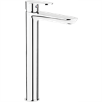 Alpinia washbasin mixer with raised body, water flow 4,5 l/min