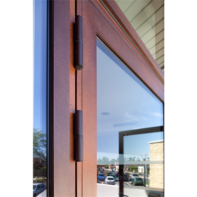 Door with transom - KANADA