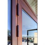 door with transom - kanada