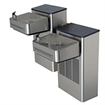 Model 1202S, Wall Mount Hi-Lo ADA Water Cooler