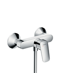 Logis Single lever shower mixer for exposed installation with 2 flow rates 71601000