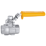 Ball valve for solar thermal system