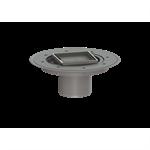 kessel-dünnbettaufsatz system 100 mit befliesbare abdeckung, 110x110
