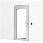 Entrance Door High Security w/ Escape Route Terminal