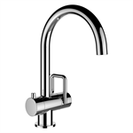 arwa-twin, Basin faucet with projection 170 mm