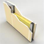 drywall pregymetal 98mm s twin - ei60 - 42db - siniat