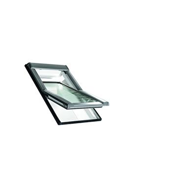 roto centre-pivot roof window designo r4 pvc
