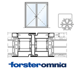 Door Forster omnia double leaf