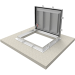 Water Tight Well Hatch, 625psf