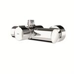 f5s-mix self-closing wall-mounted mixer f5sm2002