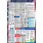2020 California and Federal Labor Law Poster