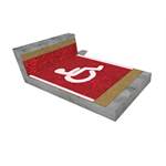 parking ramps trafficable wp system - masterseal traffic 2260