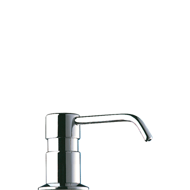 729012 Liquid soap dispenser - curved spout - 1L