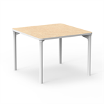 Table Marcus, 100 x 100 cm, white