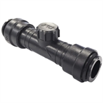 Polybutylene Push-Fit Double Check Valve - 15mm - 36088