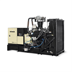 300rzxd, 50 hz, propane, industrial gaseous generator