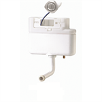 intra pneumatic concealed cistern bottom entry inlet eco